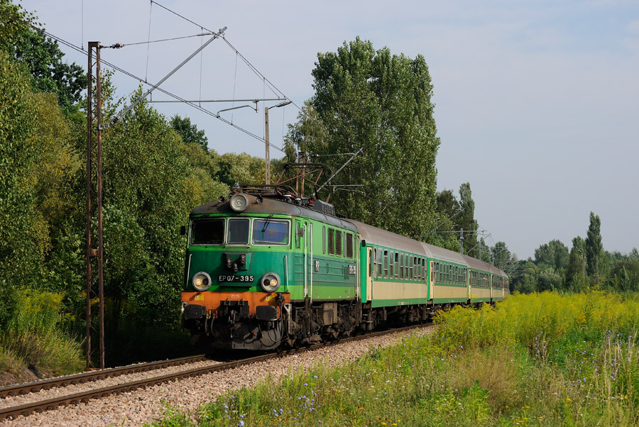 EP07-395 [PKP InterCity]